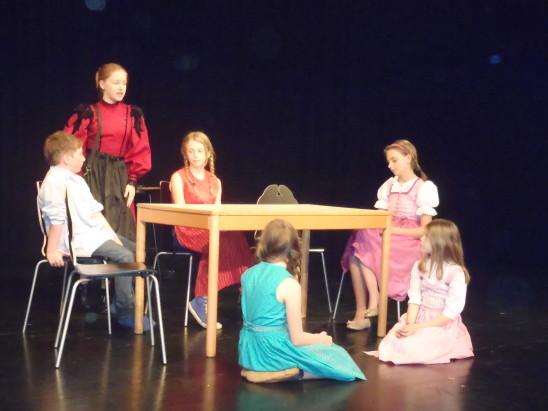 Theaterwerkstatt 2013