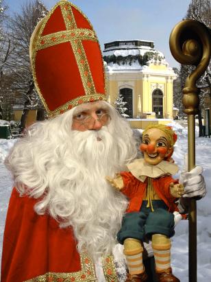 Nikolaus bei Kasperl&Co
