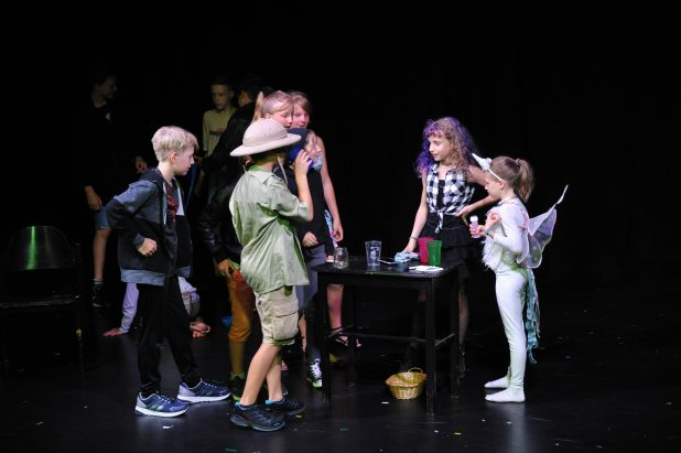 Sommertheater mit Margit 2019 (c) Kuddelmuddel