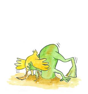Frogo und Lele