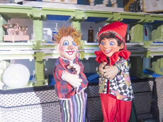 LPT Besuch aus dem Zirkus