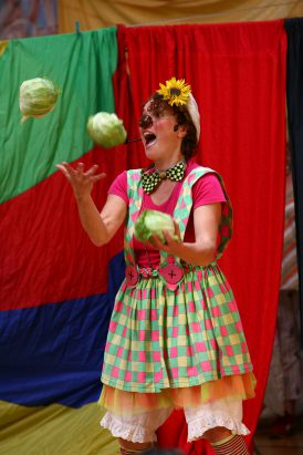 Circus Funtastico Uutschi