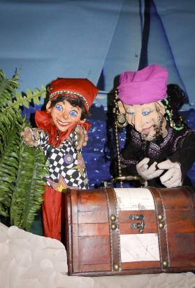 LPT Kasperl und der Piratenschatz