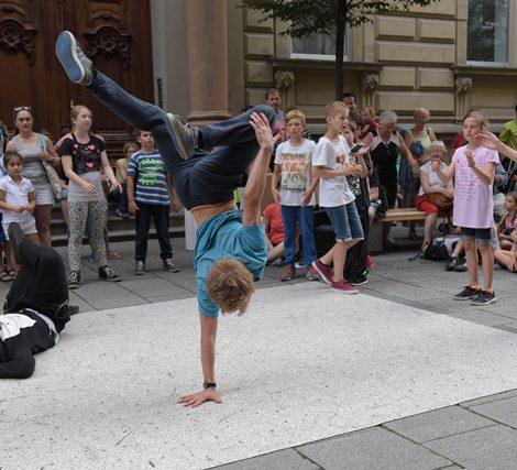 Breakdance Street web