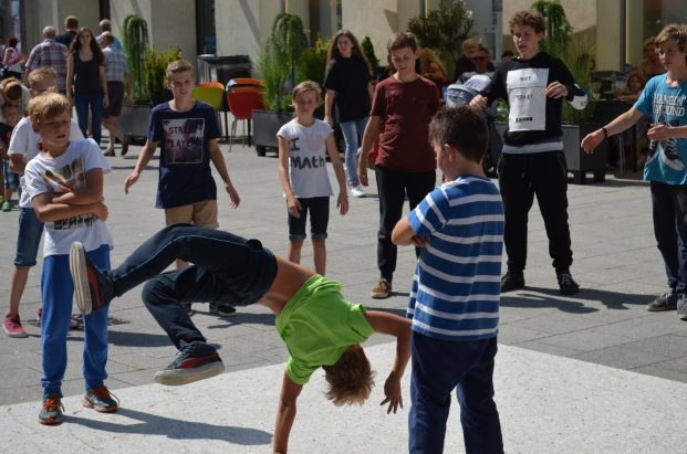 Breakdance Streetshow