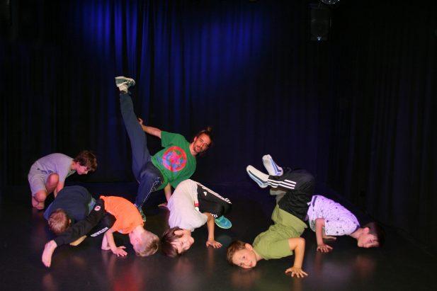 Breakdance (c) Kuddelmuddel