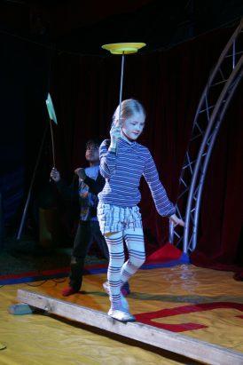 Zirkus 1 (c) Kuddelmuddel poe