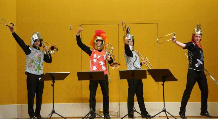 trombone_ritterturnier 1 (c) Herbert Heidecker