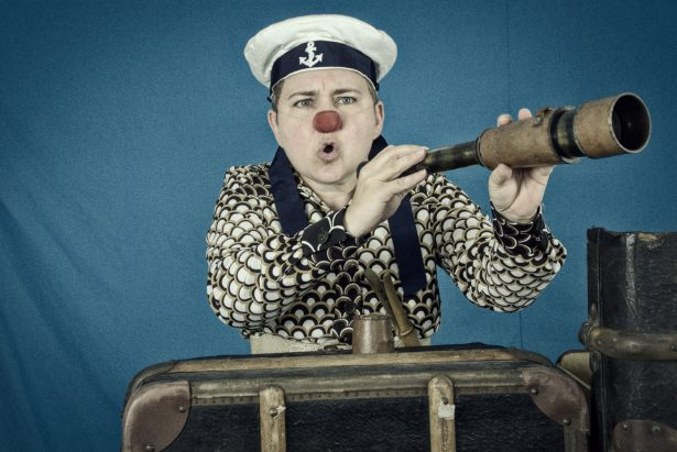 Sabine Falk Clown1 (c)