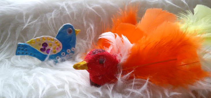 Welt des Schaffens Vogelfrei