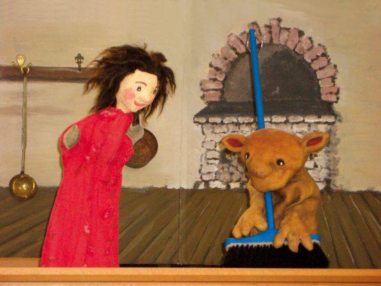 Zauberkuchen-Kuchenzauber 2 (c) Puppenbühne Zappelfetzn